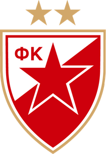 208x300 Fc Red Star Belgrade Logo Vector (.svg) Free Download