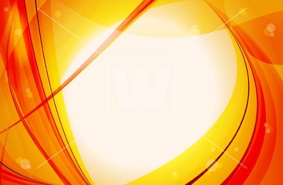 550x360 Orange Red Vector Background