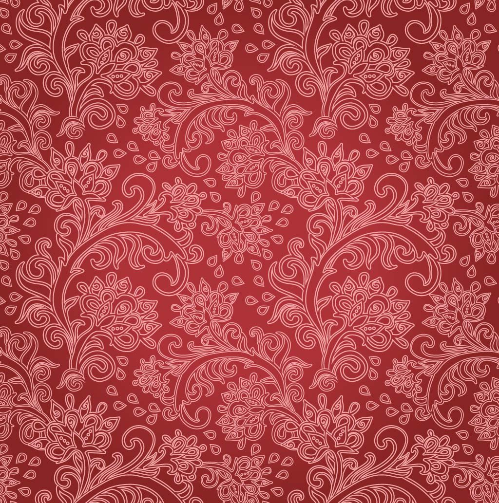 1024x1033 Red Floral Background Vector Art Amp Graphics