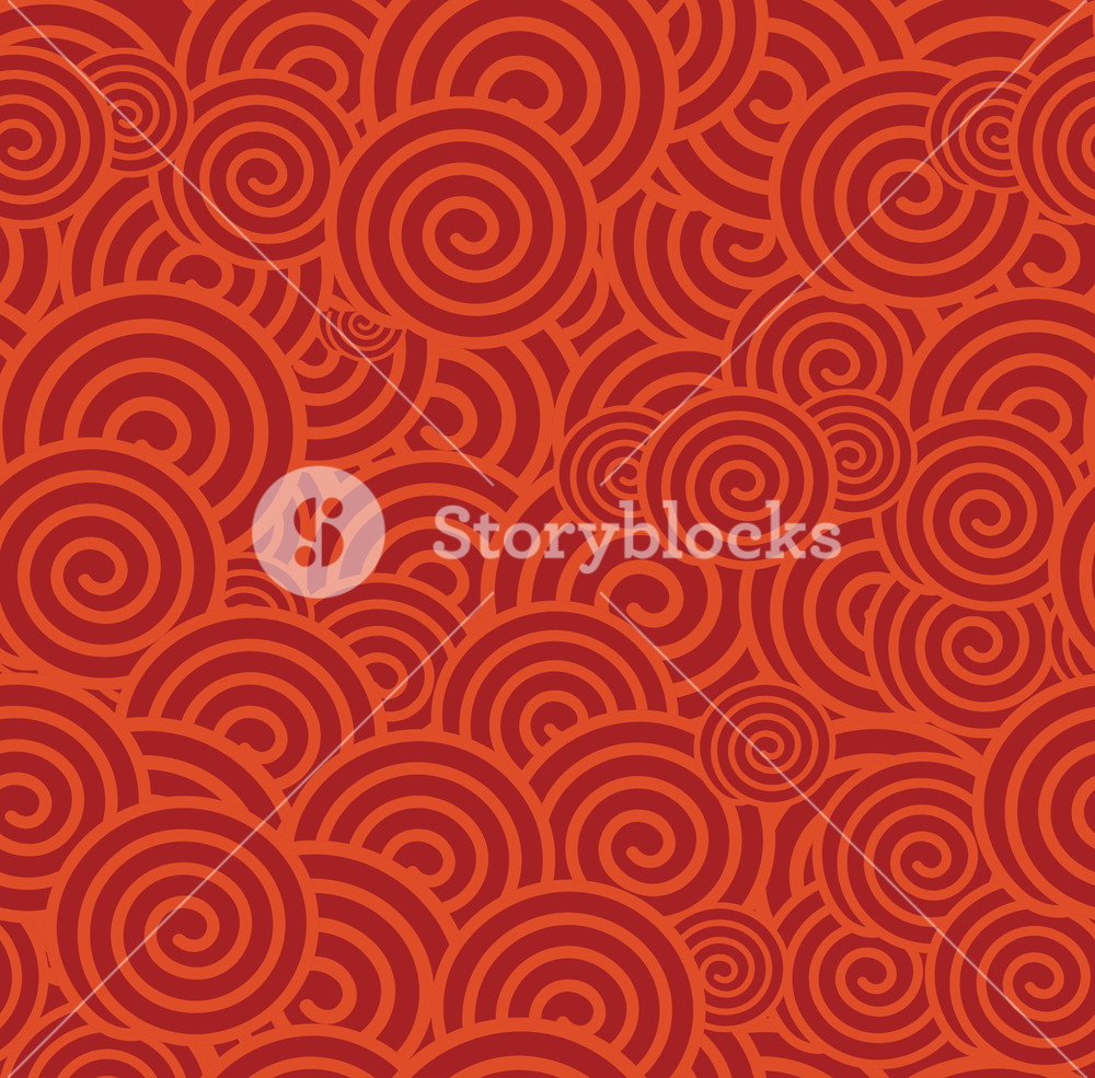 1000x985 China Red Vector Seamless Background Royalty Free Stock Image