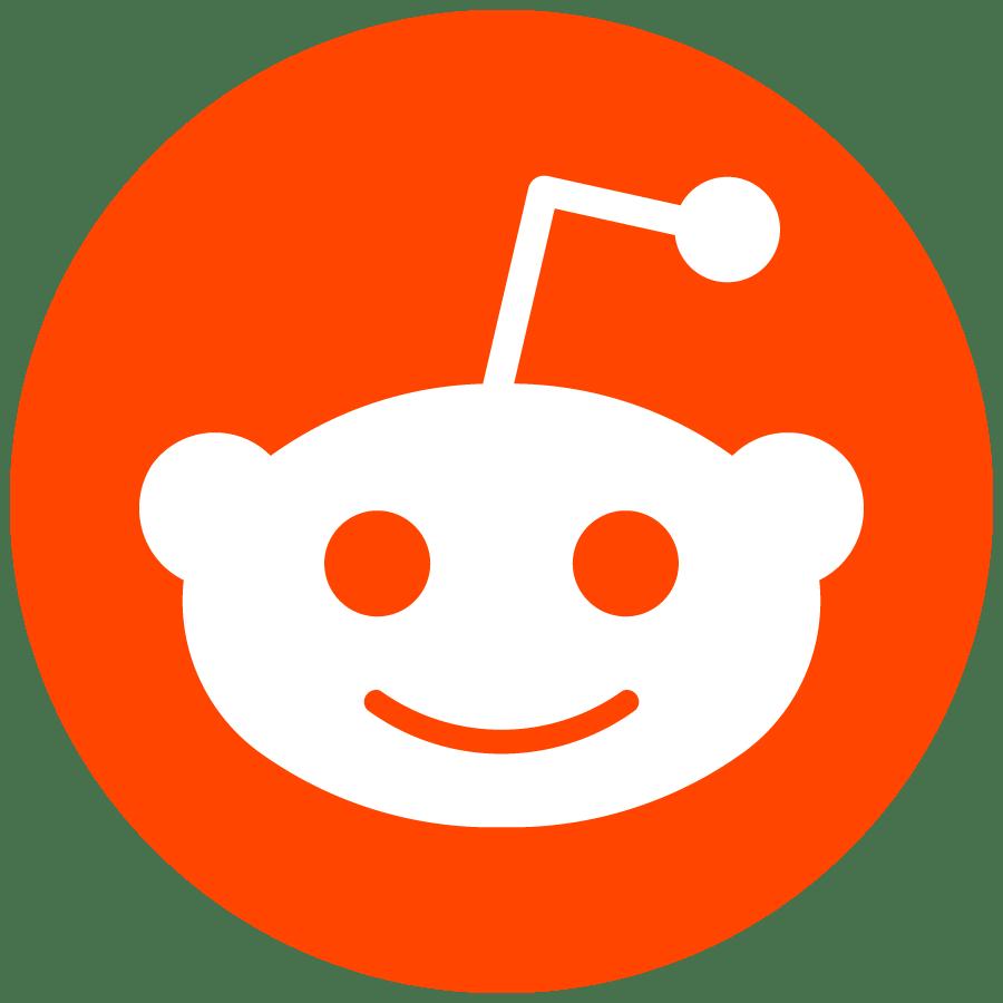 900x900 Reddit Icon