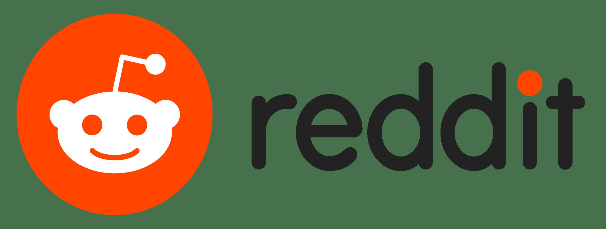 2373x900 Reddit Icon Vector