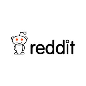 280x280 Reddit Logo Vector Download Free