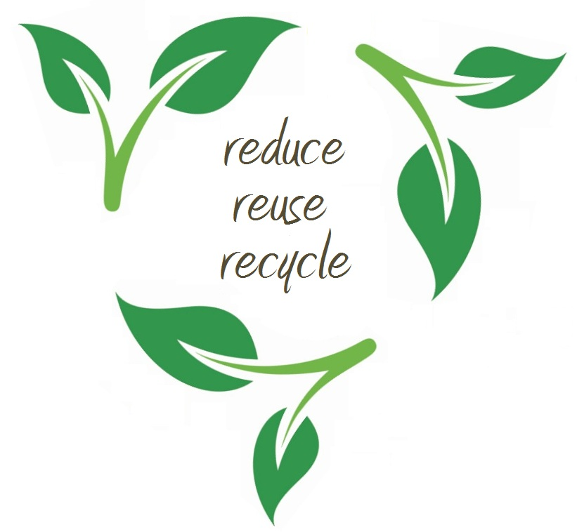 821x758 Reduce Reuse Recycle Logo