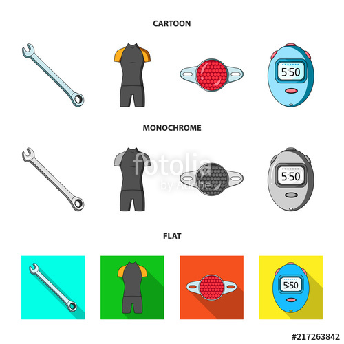 500x500 A Wrench, A Bicyclist Bone, A Reflector, A Timer.cyclist Outfit