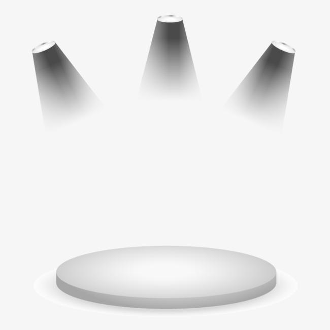 650x651 Vector Iluminacion De La Etapa Hd Vector Reflector Png Y Vector