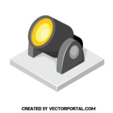 230x230 Free Reflector Vectors 5 Downloads Found