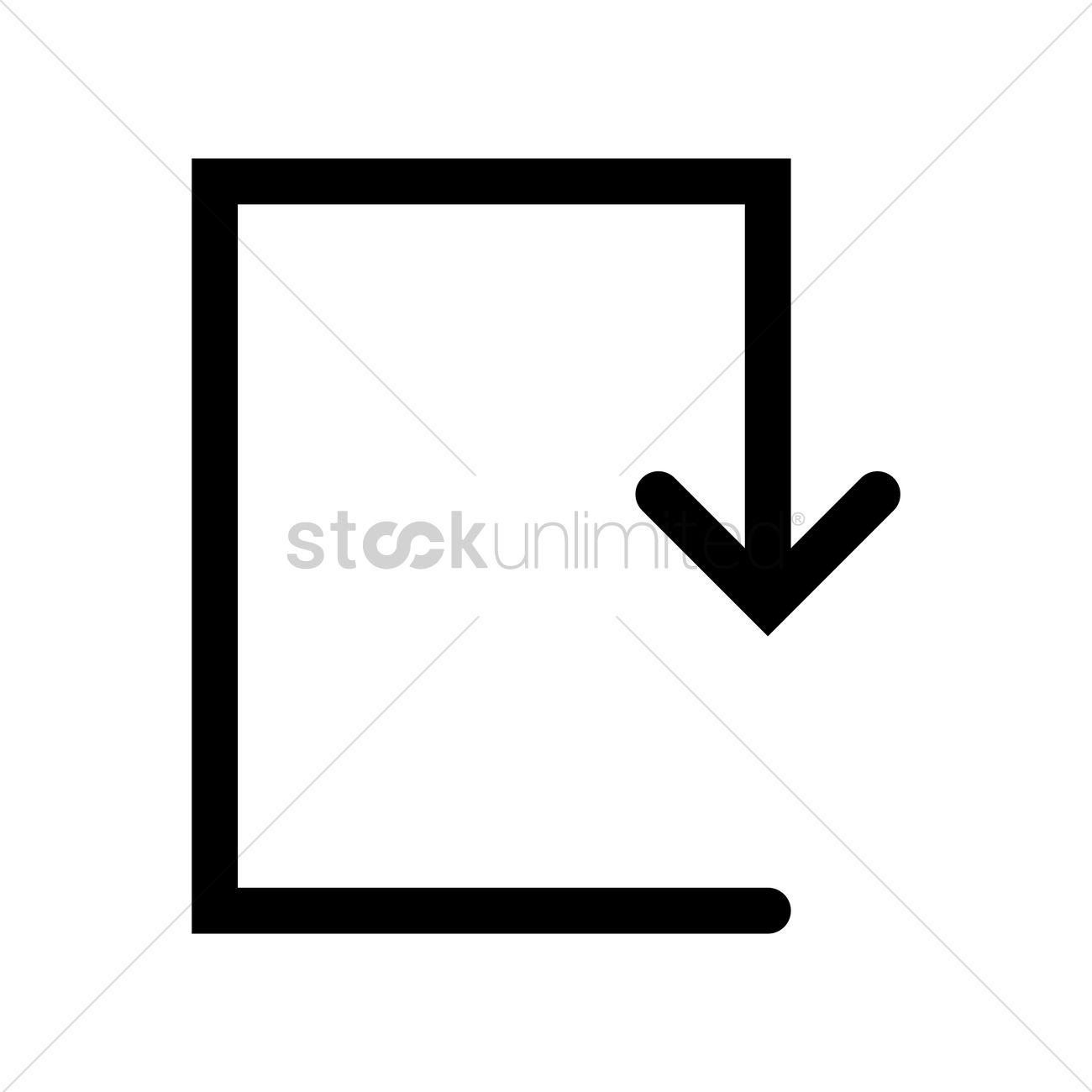 1300x1300 Refresh Icon Vector Image
