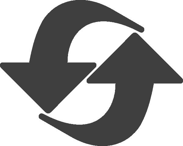 600x479 Refresh Icon Clip Art