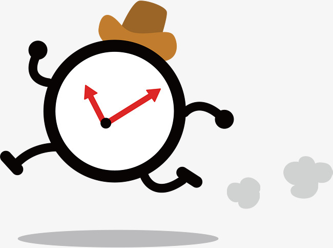 650x483 Vector Running Alarm Clock, Running Vector, Clock Vector, Run Png