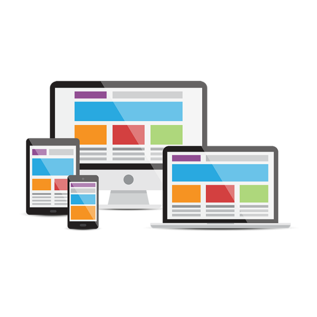640x640 Devices, Responsive Web Design, Adjustable, Banner, Black Png And