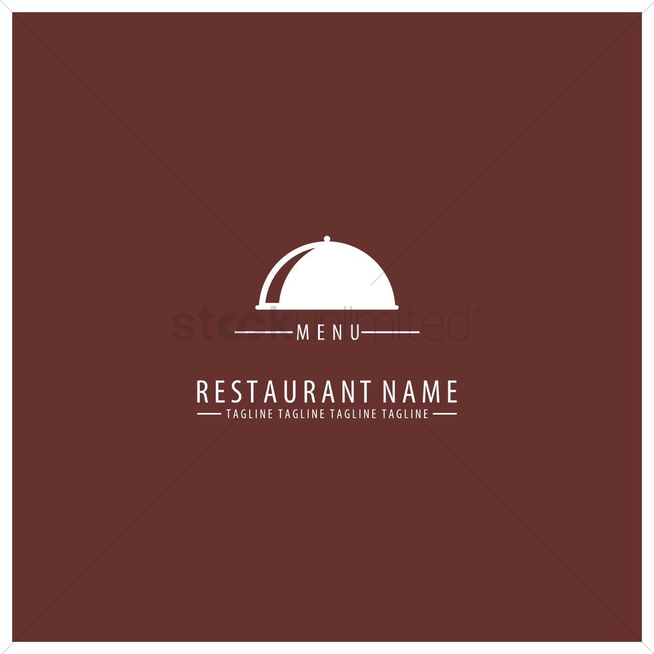 1300x1300 Restaurant Menu Vector Image