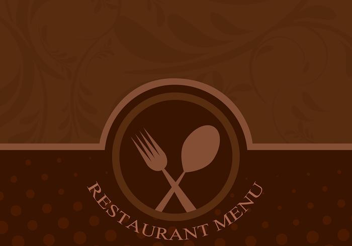 700x490 Restaurant Menu Vector