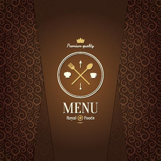 550x550 Coffee Shop And Restaurant Menu Vectors