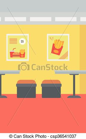 291x470 Background Of Fast Food Restaurant. Background Of Fast Food
