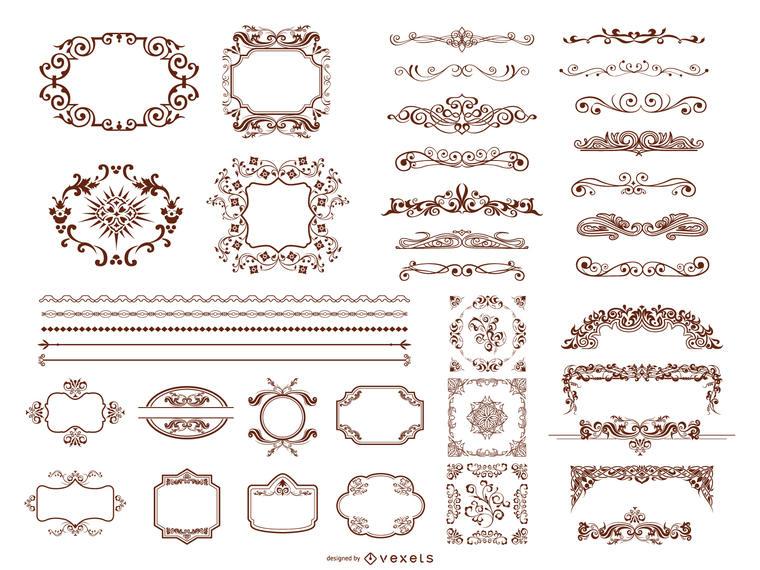 760x570 Retro Design Elements