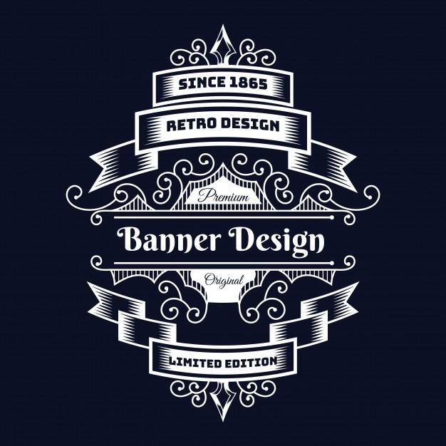 626x626 Vintage Background Design Vector Free Download