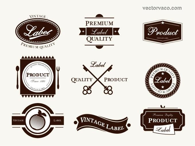 680x510 Vintage Label Vector World Of Label