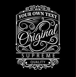 299x300 Professional Retro Vintage Logo Design + Unlimited Revision +