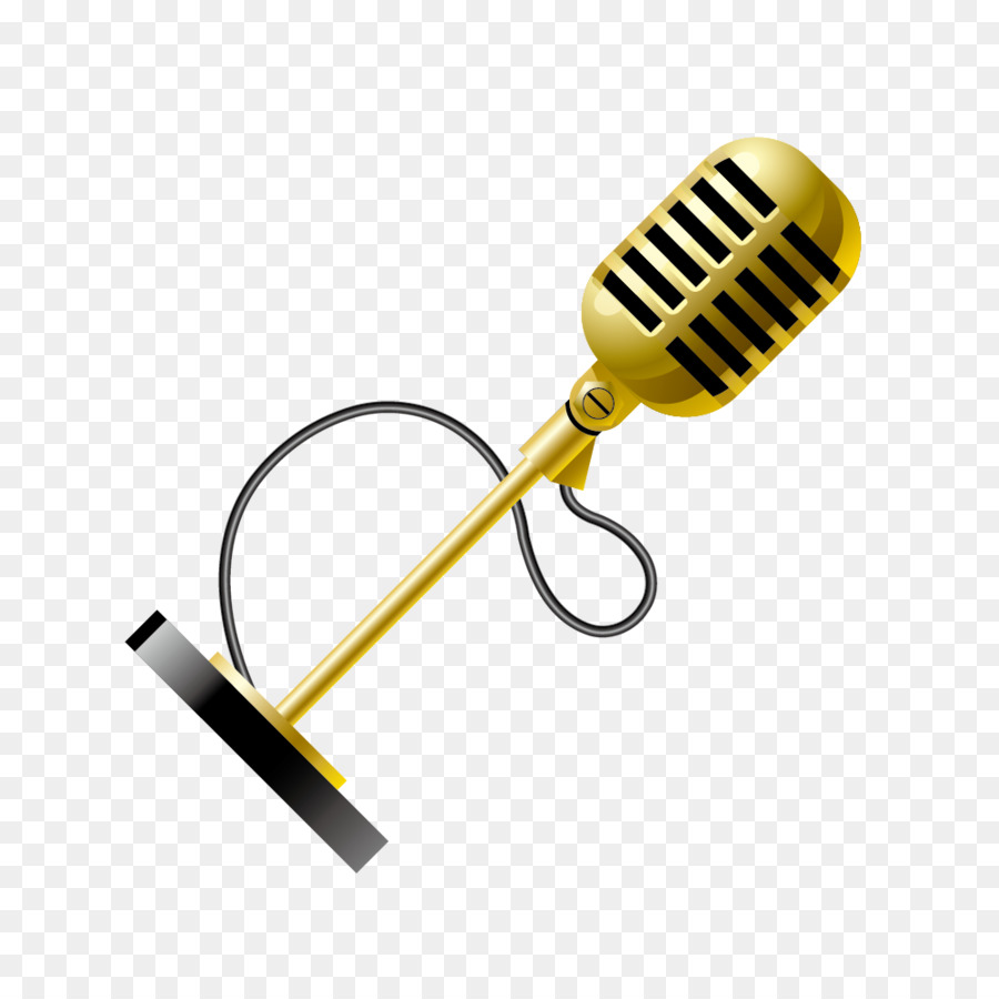 900x900 Microphone Vecteur