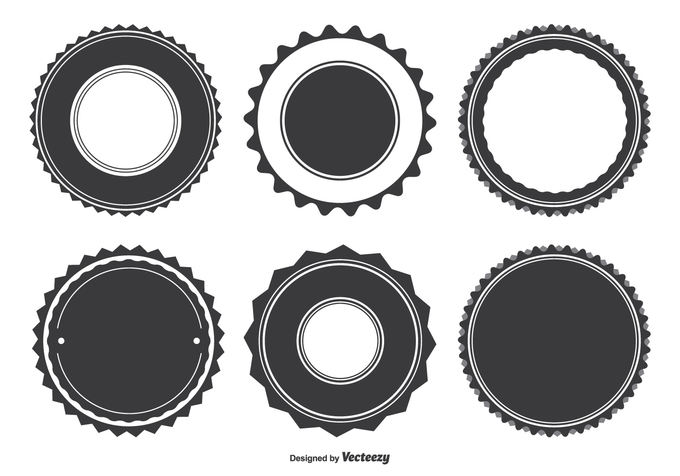 Retro Shapes Vector at GetDrawings com | Free for personal use Retro