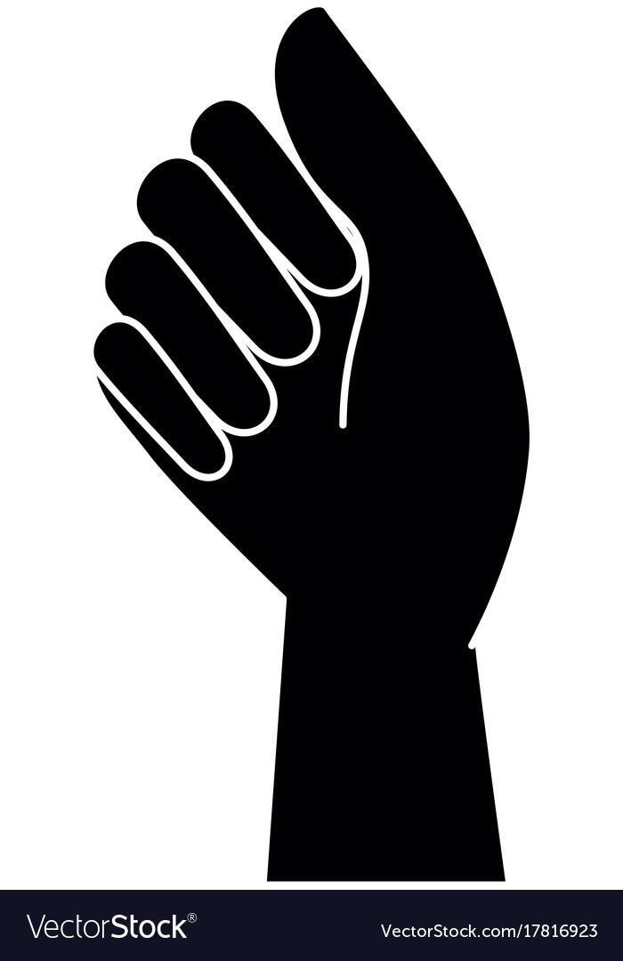 700x1080 Free Fist Icon Vector 218476 Download Fist Icon Vector