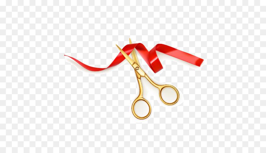900x520 Opening Ceremony Scissors Ribbon Royalty Free