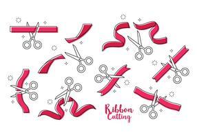 286x200 Ribbon Cutting Free Vector Art