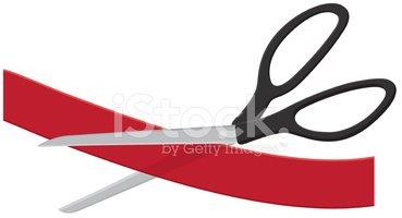 369x200 Ribbon Cutting Stock Vectors