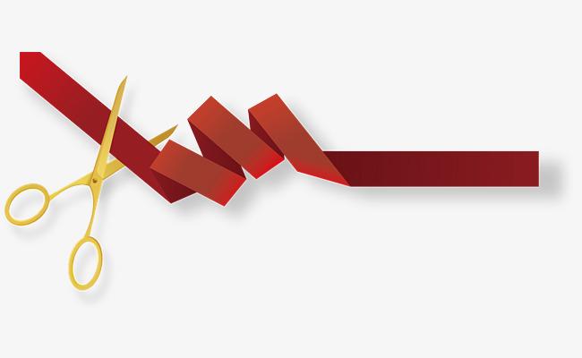 650x400 Ribbon Ribbon With Spiral Red Ribbon, Ribbon Vector, Spiral Vector