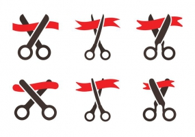 285x200 Ribbon Cutting Vector Free Vector Graphic Art Free Download (Found