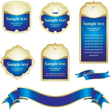 369x368 Blue Ribbon Vector Free Vector Download (11,180 Free Vector) For