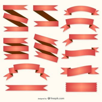 Ribbon Vector Art