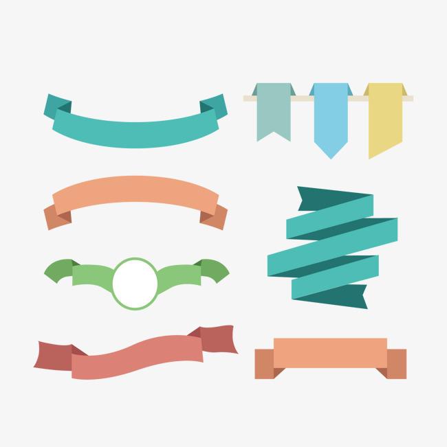 650x651 Vector Ribbon, Ribbon Vector, Vector Diagram, Ribbon Png And