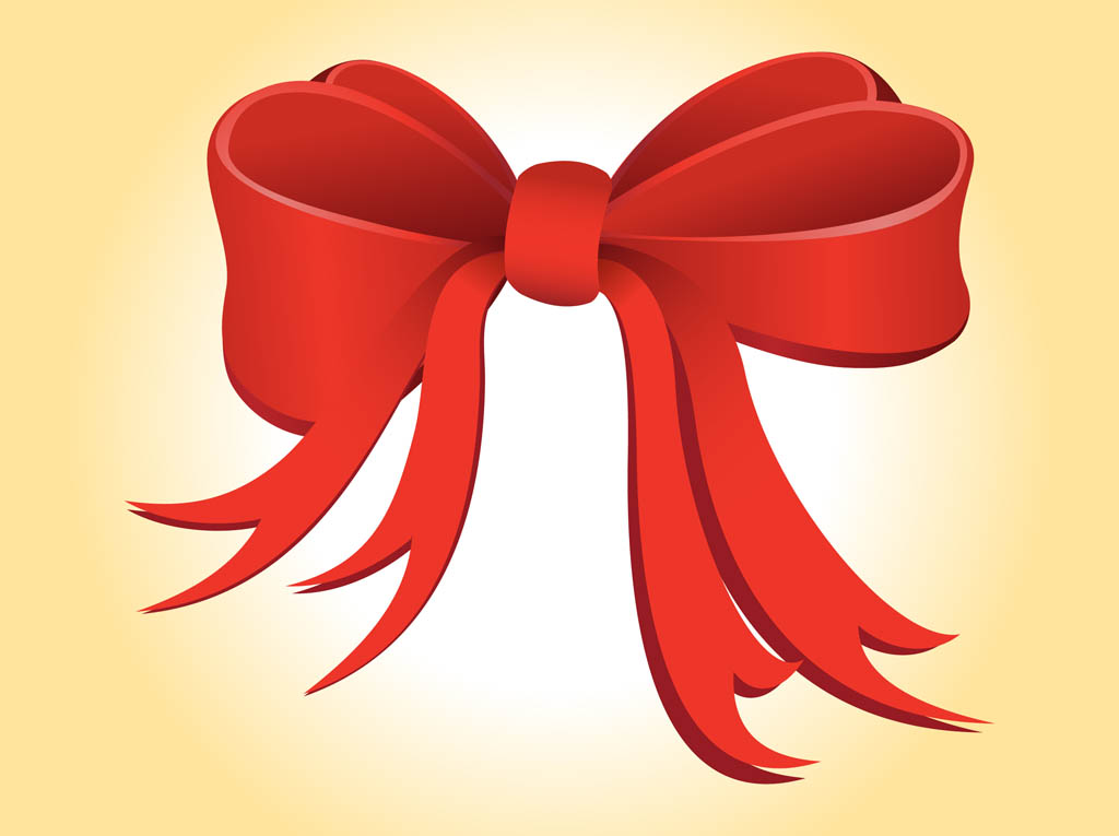 1024x765 Christmas Ribbon Vector Free Vectors Ui Download