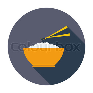 320x320 Free Bowl Of Rice Icon 326122 Download Bowl Of Rice Icon