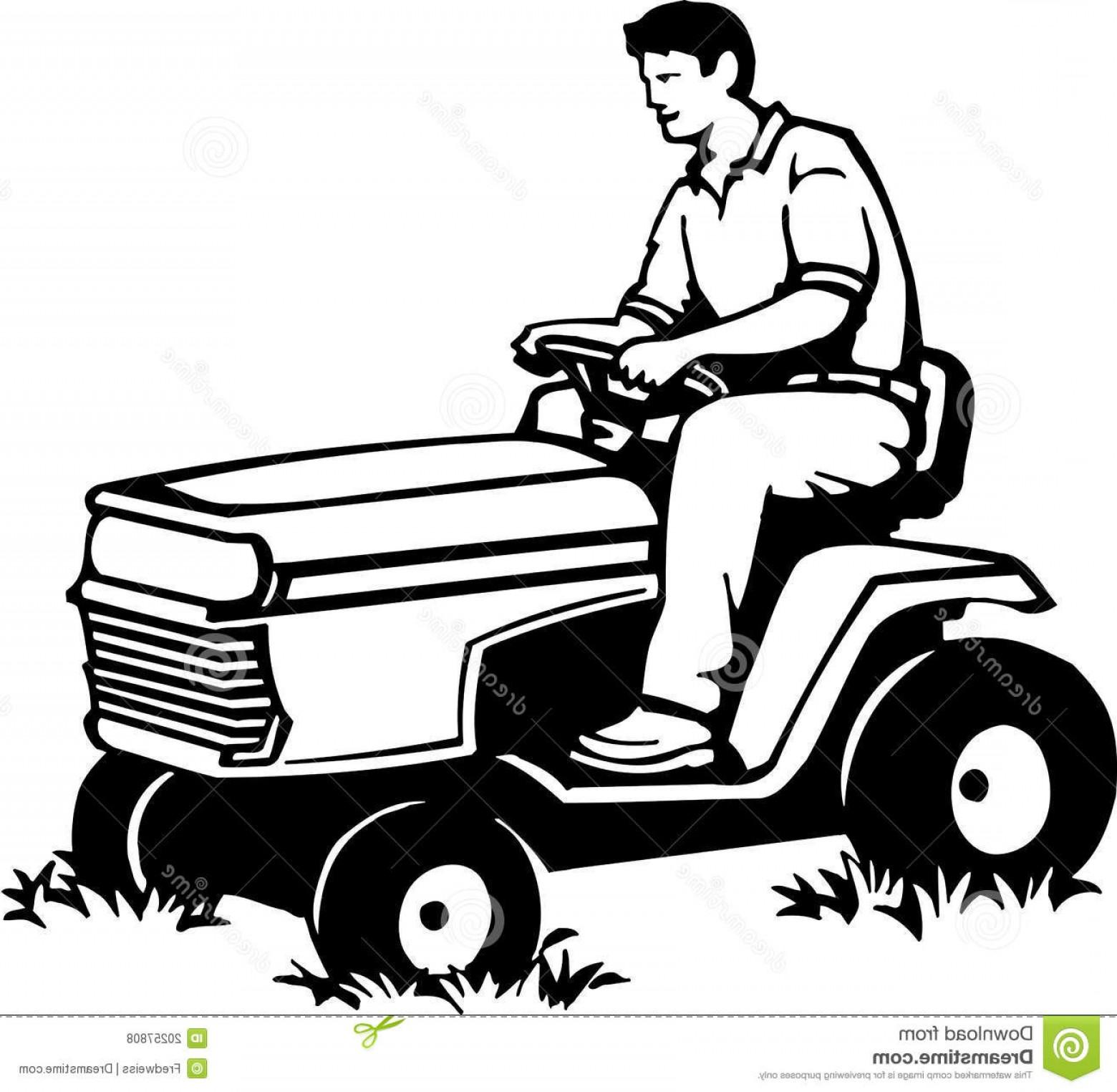 1560x1525 Royalty Free Stock Photos Riding Lawn Mower Image Shopatcloth