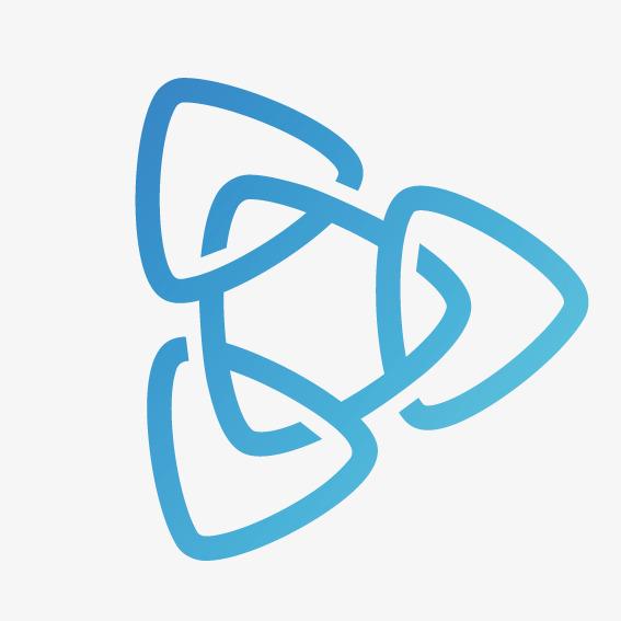 567x567 Creative Triangular Ring Logo, Ring Vector, Logo Vector, Mark Png