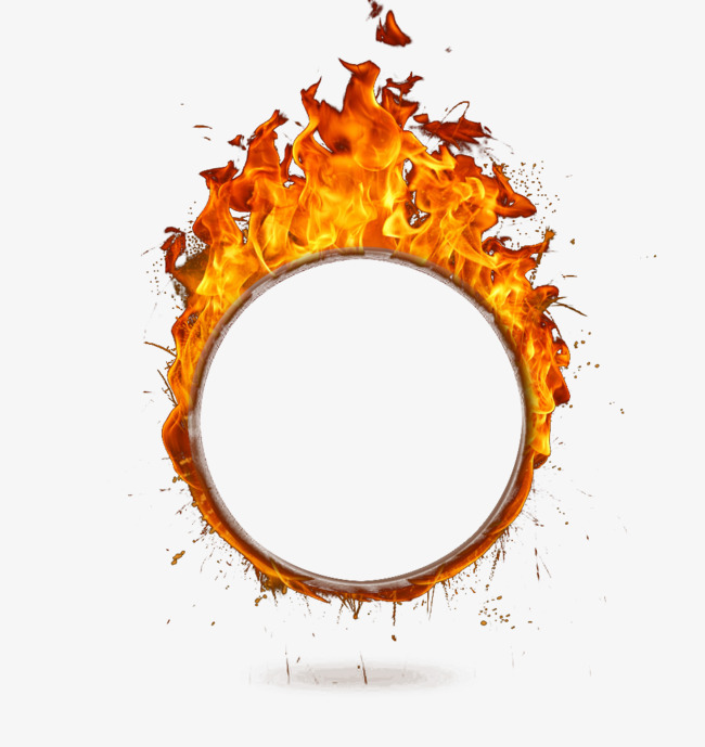 650x689 A Ring Of Fire, Ring Of Fire, Flame, Vector Png And Vector For