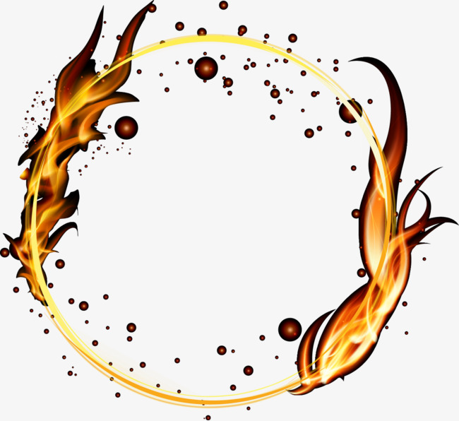 650x596 Vector Ring Of Fire, Ring Vector, Fire Vector, Ring Of Fire Png