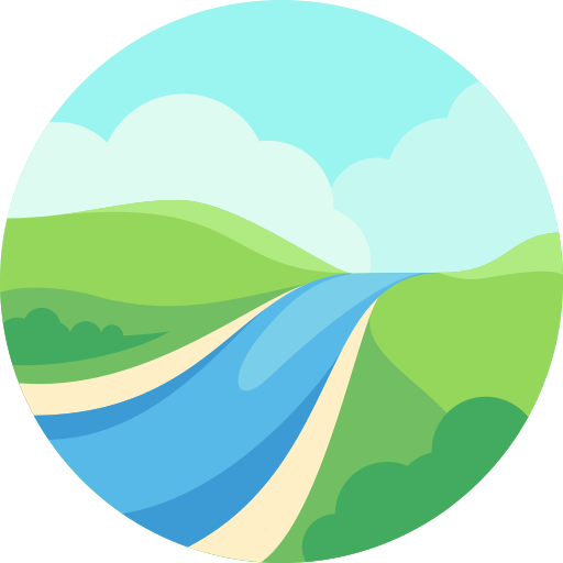 512x512 River Icon Png And Vector For Free Download Pngtree