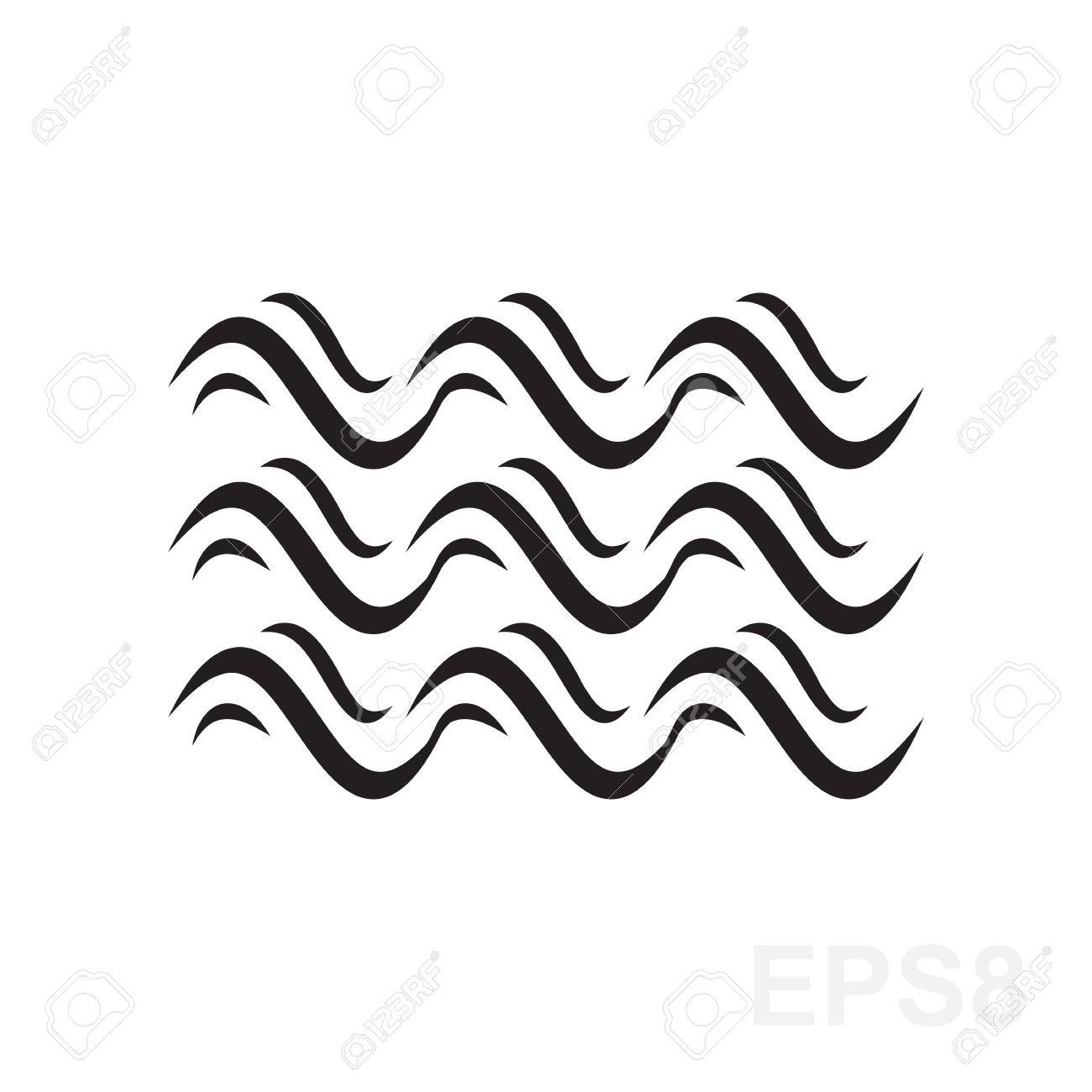 1300x1300 Free Wave Icon Vector 83338 Download Wave Icon Vector