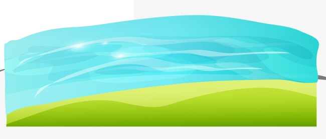 650x278 Meadow River, River Vector, Meadow, Vector Png And Vector For Free