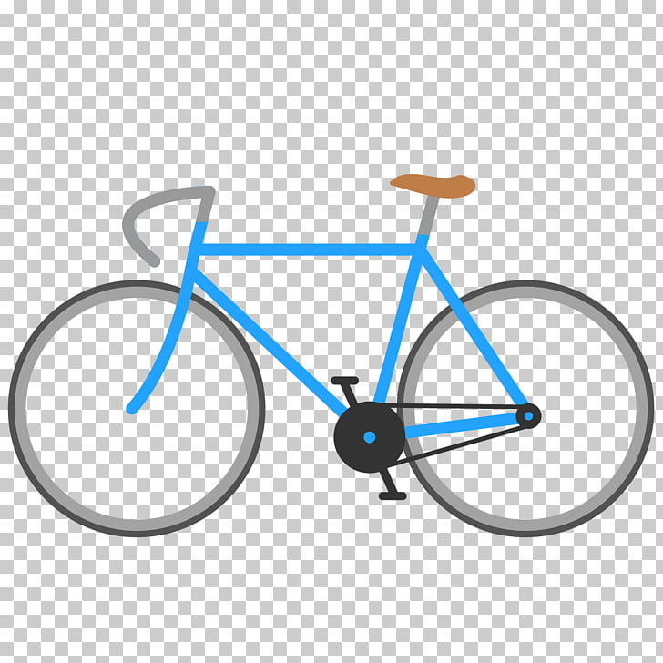 728x728 Fixed, Gear Bicycle Cycling Bicycle Wheel Road Bicycle, Cartoon