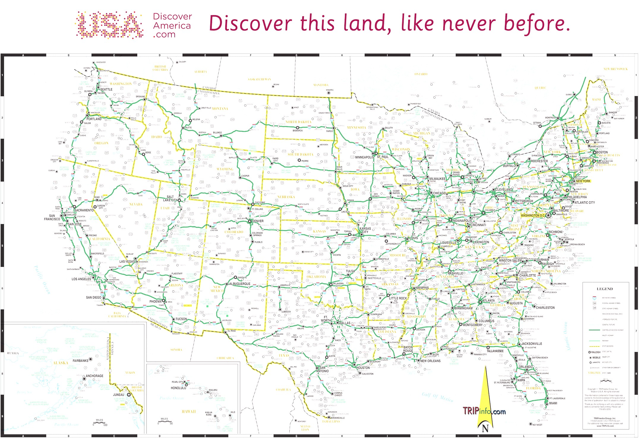 Road Map Vector At Getdrawingscom Free For Personal Use Road Map - Road-map-of-the-us