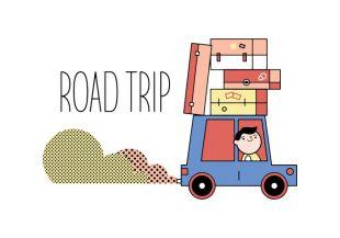 310x217 Free Road Trip Vector Free Vectors Ui Download