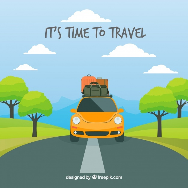 626x626 Car Travel Vectors, Photos And Psd Files Free Download