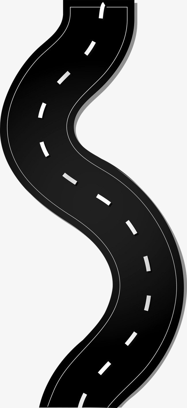 650x1416 Winding Road, Road Vector, Tortuous, Highway Png And Vector For