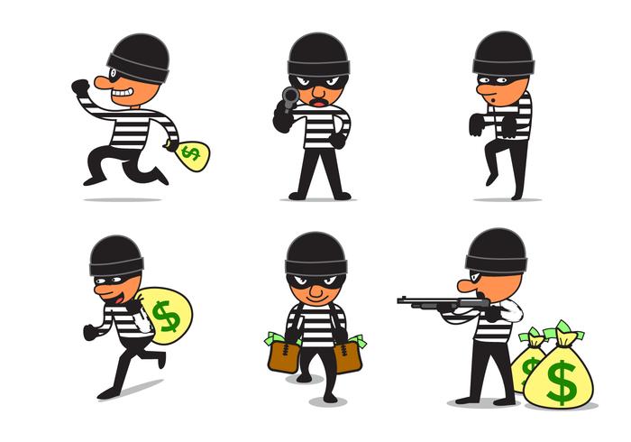 700x490 Robber Vector