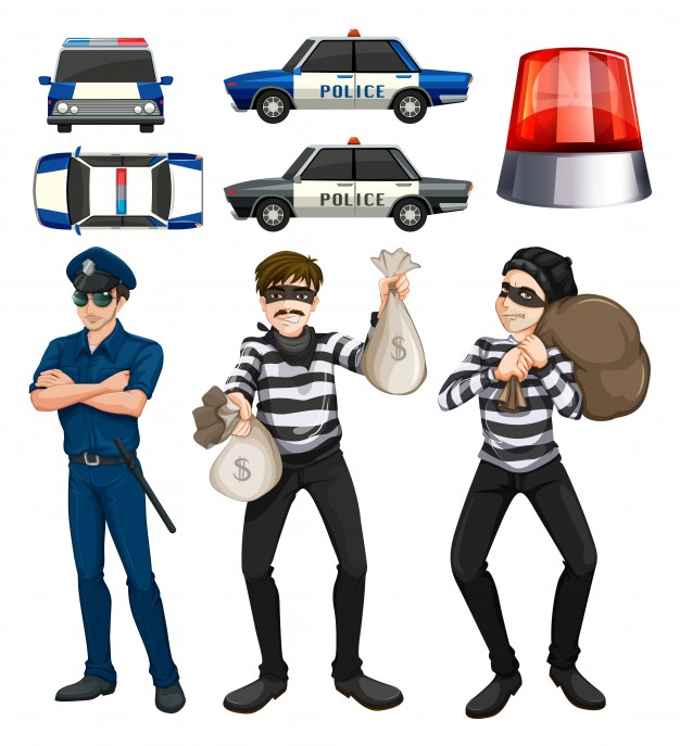 626x687 Robber Vectors, Photos And Psd Files Free Download